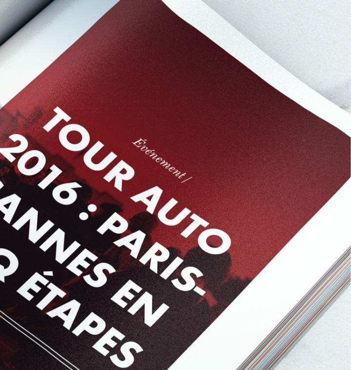 Imprimez votre magazine