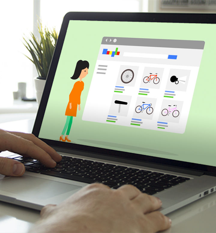 Vendez vos produits avec Google Shopping