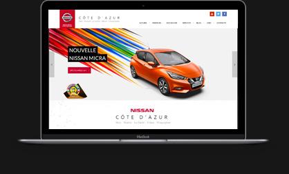 Nissan Côte d'Azur