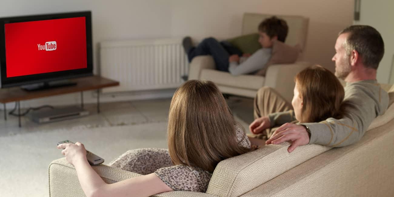 La vidéo online de plus en plus consommée sur écran TV