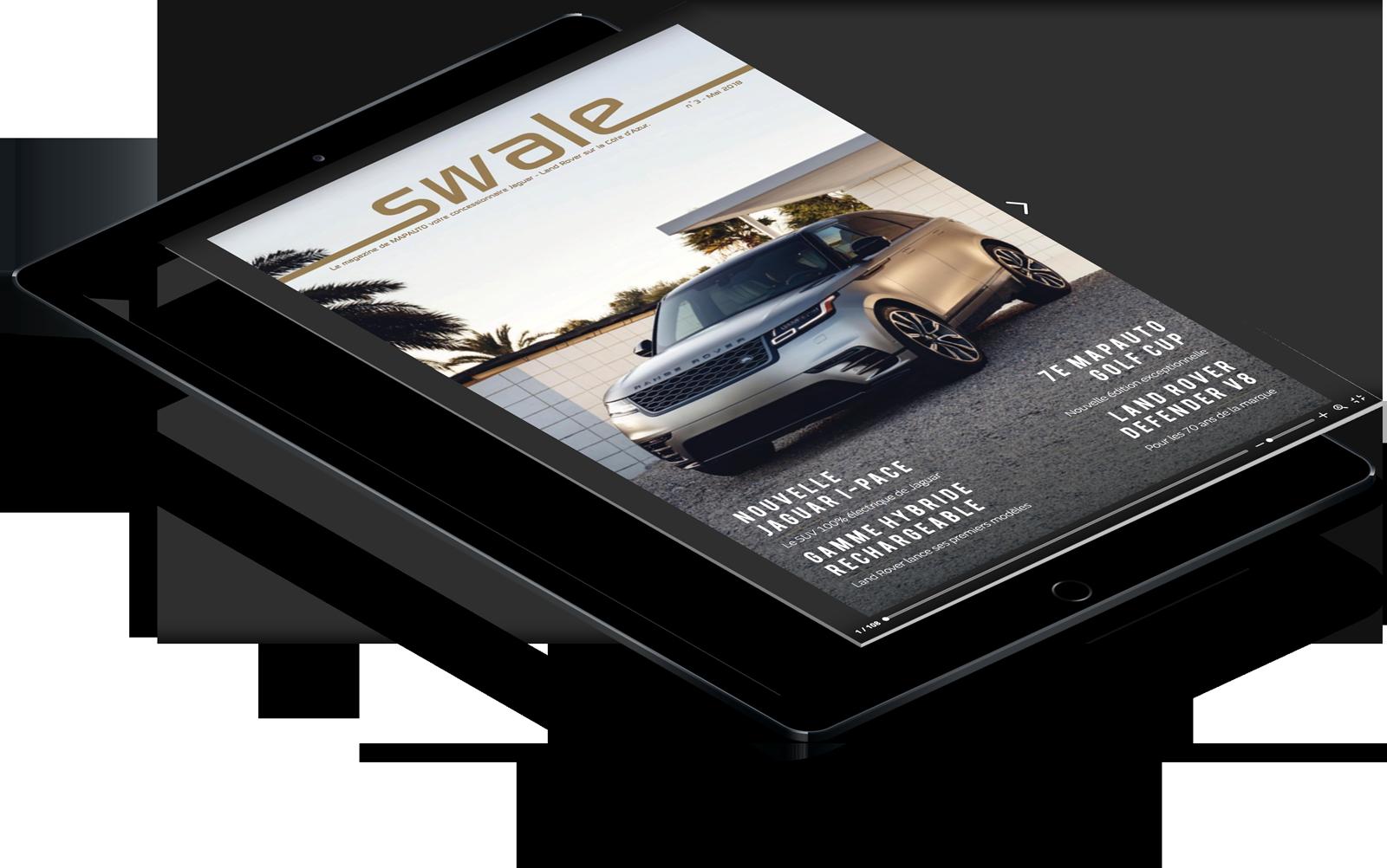Création de e-magazines