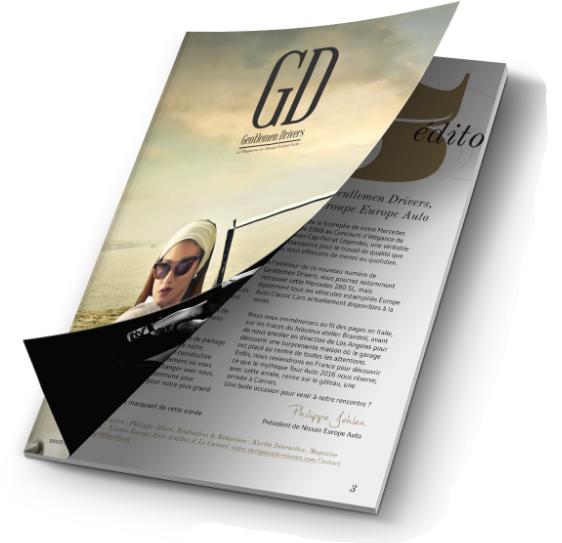 Création de e-magazine