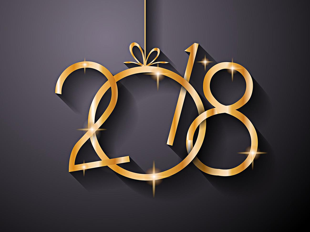 K Publishing vous souhaite une très belle année 2018