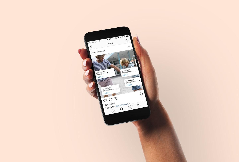 Instagram et Pinterest se lancent dans le e-commerce