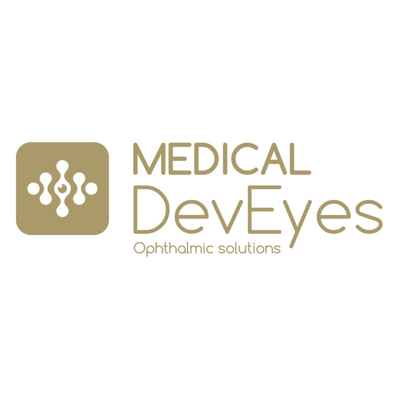 Logo Medical Dev Eyes Gold