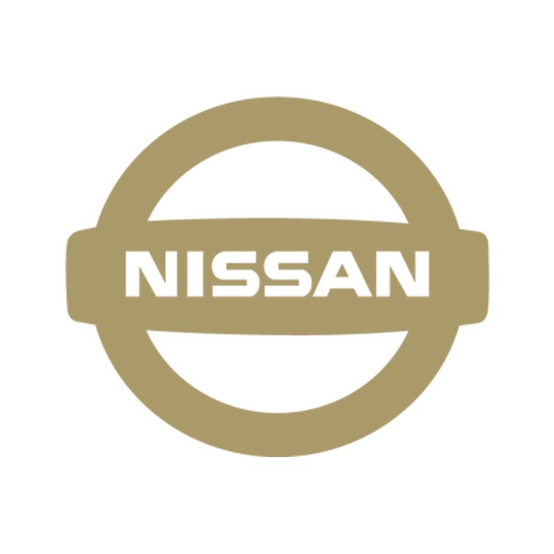 Logo Nissan Gold
