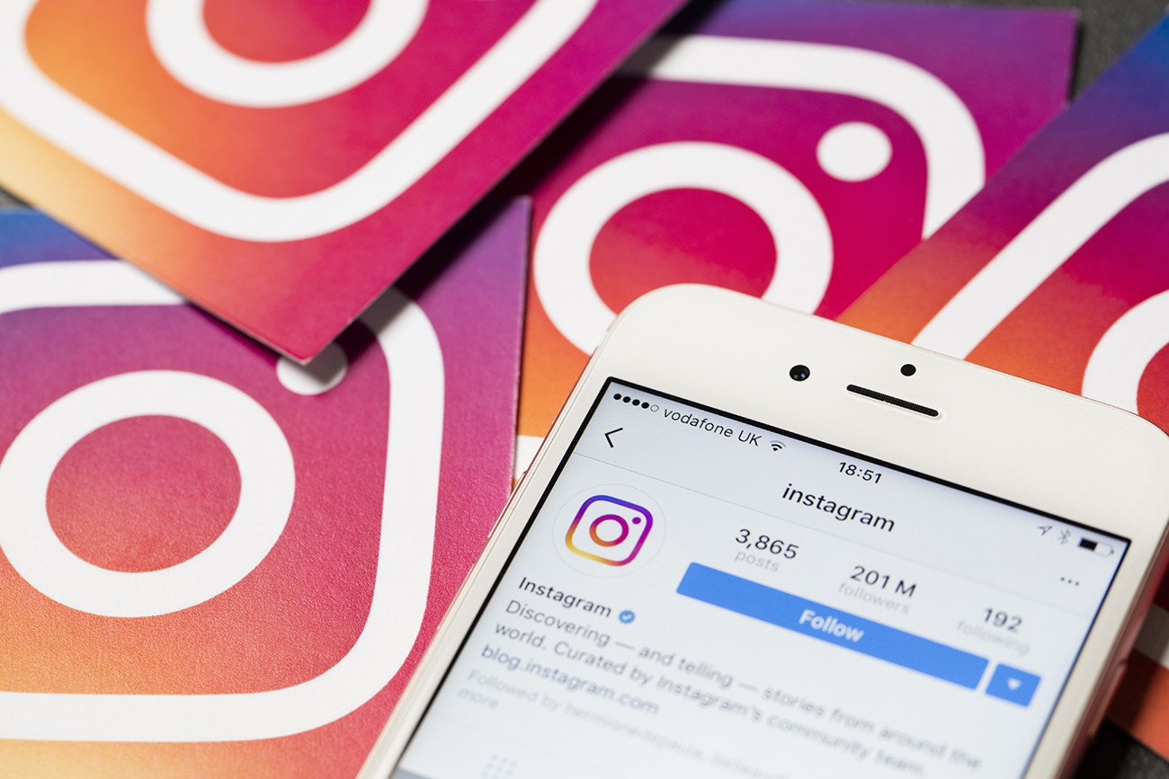 Instagram: l'appli fait évoluer les fonctionnalités e-commerce de ses stories