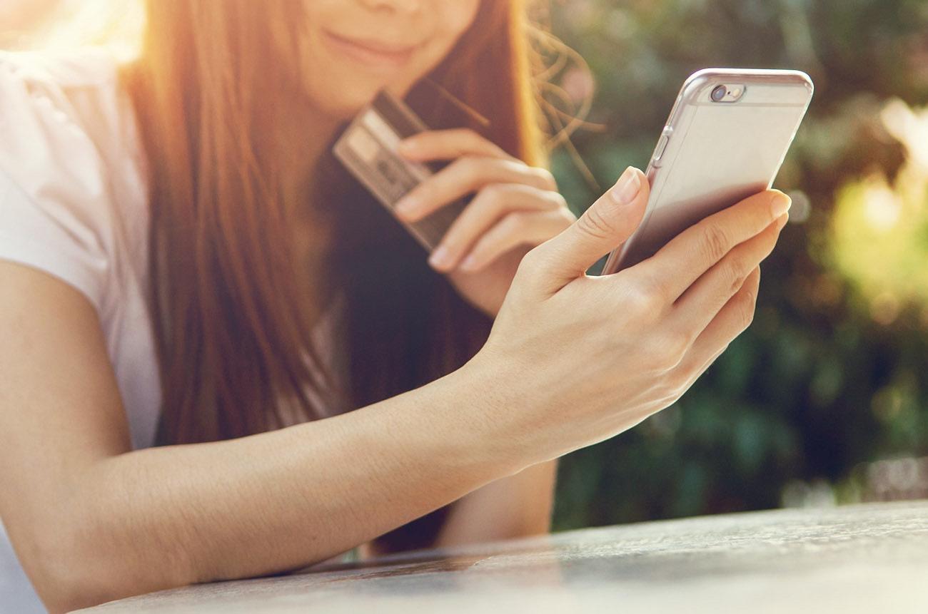 Le mobile, un canal d'achat ultra-tendance
