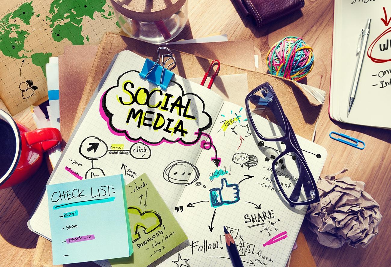 2018 : Nous n'avons jamais passé autant de temps sur les réseaux sociaux!