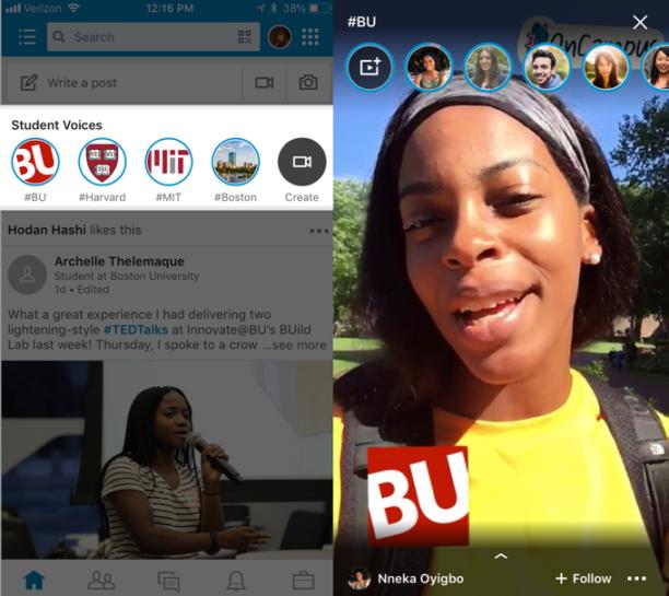 LinkedIn: le format story débarque sur le réseau social professionnel