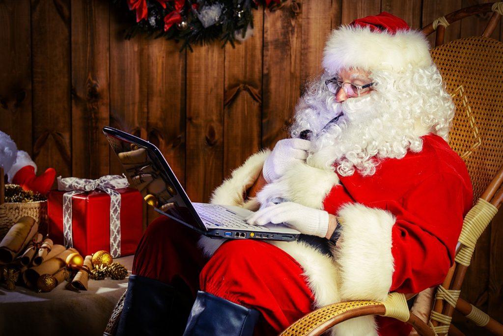 E-commerce: 4 internautes sur 5 préparent Noël sur Internet